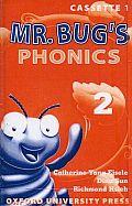 MR Bug's Phonics 2: Cassettes (2) (Mr. Bug's Phonics)