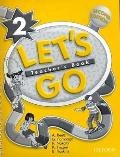 Let's Go 2: Teacher's Book (Let's Go)