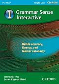 Grammar Sense #1: Grammar Sense 1 Interactive
