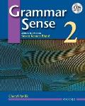 Grammar Sense 2: Student Book and Audio CD Pack (Grammar Sense)