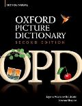Oxford Picture Dictionary: Monolingual Cover