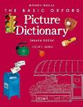 Basic Oxford Picture Dictionary 2ND Edition Cover