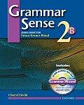 Grammar Sense 2: Student Book 2b with Wizard CD-ROM (Grammar Sense)