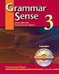 Grammar Sense 3-with CD (03 Edition)