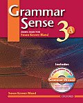 Grammar Sense 3 Student Book 3a with Wizard CD ROM