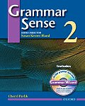Grammar Sense 2-with Wizard CD (04 - Old Edition) Cover