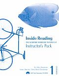 Inside Reading #1: Inside Reading 1 Instructor Pack: The Academic Word List in Context Cover