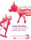 Inside Reading #3: Inside Reading 3 Instructor Pack: The Academic Word List in Context Cover