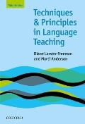 Techniques and Principles in Language Teaching (3RD 11 Edition)