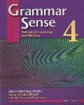 Grammar Sense 4 Student Book Advanced Grammar & Writing