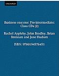 Business one:one Pre-intermediate Class Audio CDs