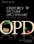 Oxford Picture Dictionary: English/Spanish, Ingles/Espanol