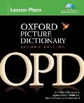 Oxford Picture Dictionary 2E||||Oxford Picture Dictionary Lesson Plans with Audio CDs (3)