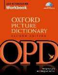 Oxford Picture Dictionary Low Intermediate Workbook: Vocabulary Reinforcement Activity Book with Audio CDs