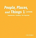 People, Places and Things 1 Listening Class CDs