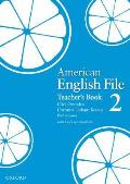 American English File 2 Teacher's Book (American English File)