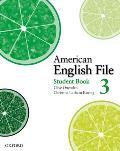American English File 3 Student Book