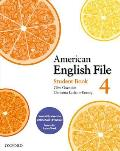 American English File 4. Student Book Pack