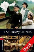 Oxford Bookworms Library: Stage 3: the Railway Children Audio CD Pack