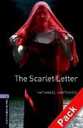 Oxford Bookworms Library: The Scarlet Letter Audio Pack (double CD)
