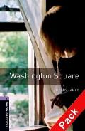 Oxford Bookworms Library: Washington Square Audio Pack (double CD)