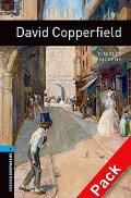 Oxford Bookworms Library: Stage 5: David Copperfield Audio CD Pack