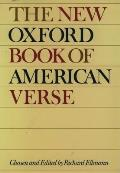 New Oxford Book of American Verse