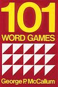 101 Word Games for Students of English As a Second Or Foreign Language Cover