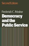 Democracy & The Public Service