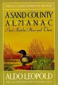 Sand County Almanac & Sketches Here & There