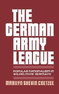 The German Army League