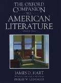 Oxford Companion To American Literat 6th Edition