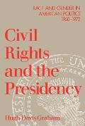 Civil Rights & the Presidency Race & Gender in American Politics 1960 1972