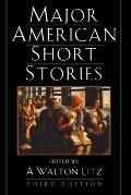 Major American Short Stories Cover