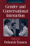 Gender and Conversational Interaction (Oxford Studies in Sociolinguistics)