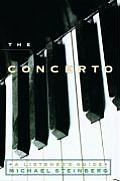 Concerto A Listeners Guide