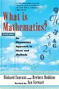 What Is Mathematics 2ND Edition Rev