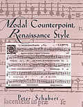 Modal Counterpoint Renaissance Style