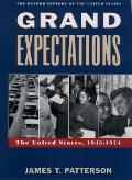 Grand Expectations #10: Grand Expectations: The United States, 1945-1974 Cover