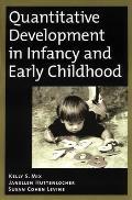 Quantitative Development In Infancy & Ea