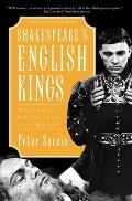 Shakespeare's English Kings: History, Chronicle, and Drama Cover