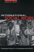 International Social Work Professional Action in an Interdependent World