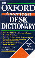 Oxford American Desk Dictionary