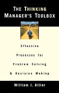 Thinking Managers Toolbox Effective Proceedings