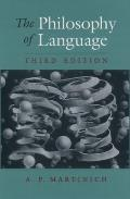 Philosophy Of Language 4th Edition