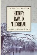 Historical Guide to Henry David Thoreau