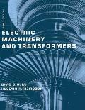 Electric Machinery and Transformers