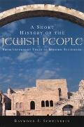 Short History of the Jewish People : From Legendary Times To Modern Statehood (98 Edition) Cover