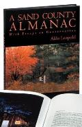 A Sand County Almanac (Outdoor Essays & Reflections) Cover