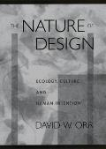 Nature Of Design Ecology Culture & Human